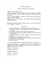 Compte rendu du CM du 12 juin 2020